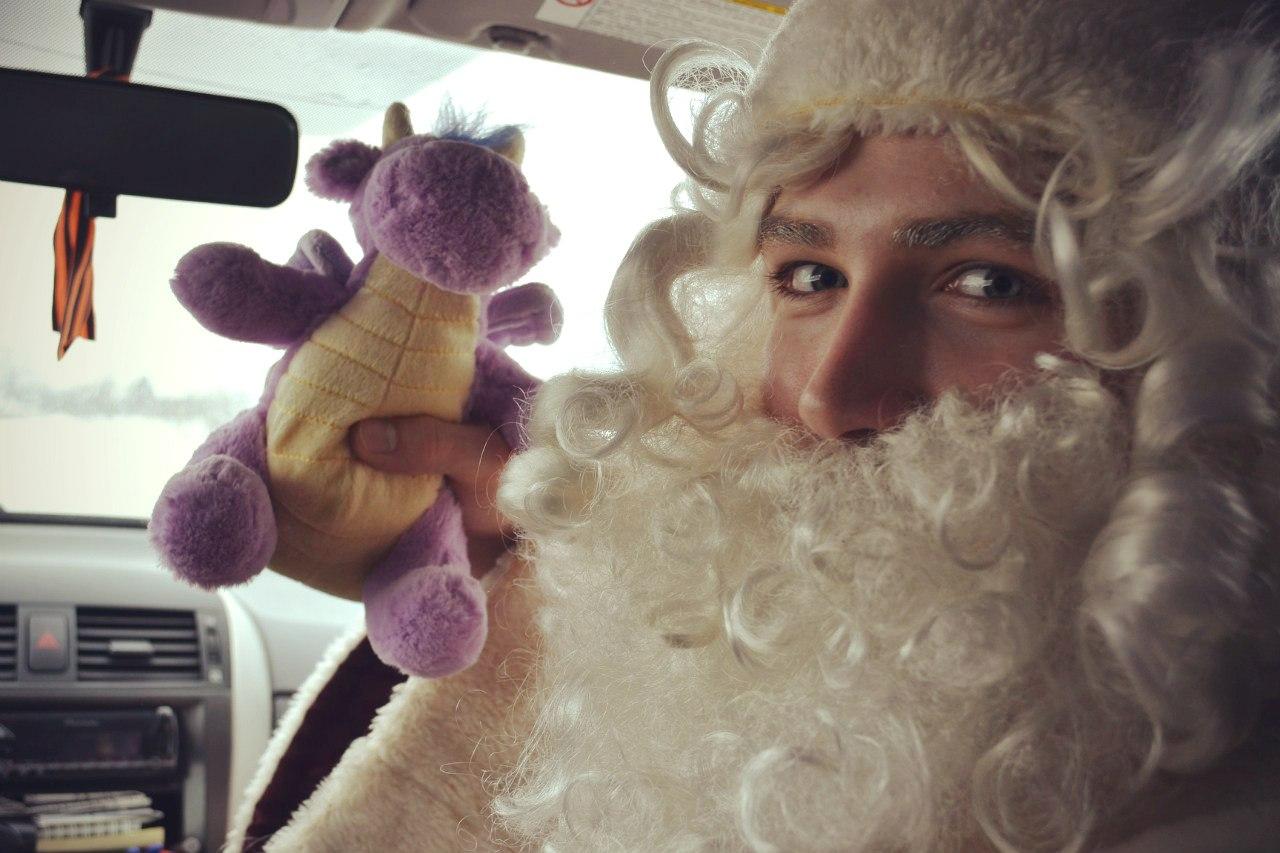 Чернушка Дед Мороз