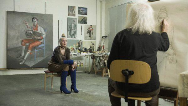 Кадр из фильма Обнаженная красота