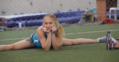 Елена Ремизова, член национальной сборной России по скалолазанию: «Никакие старания не проходят зря»