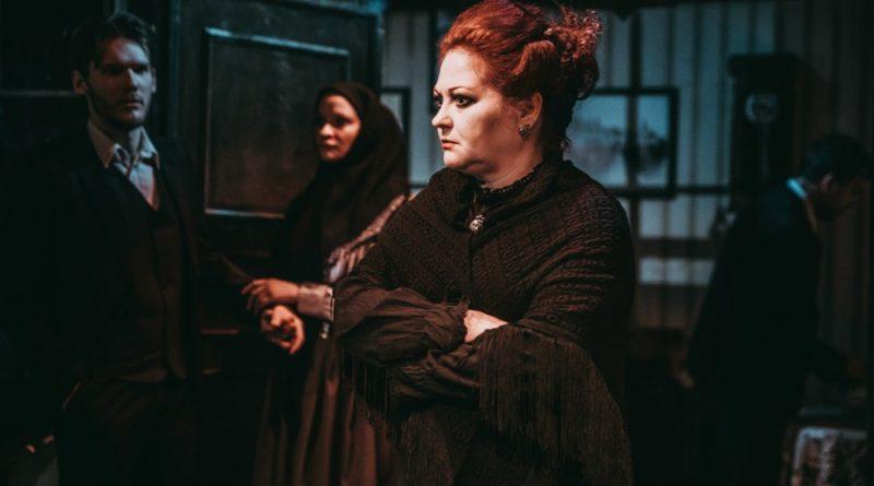 В начале, середине и конце марта в театре «У Моста» будет показан премьерный спектакль «Васса Железнова»