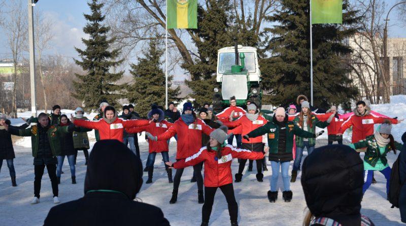 Студенческие отряды Прикамья отметили День российских студенческих отрядов