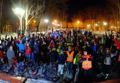 24 марта пермяки примут участие во Всероссийском велопробеге «Велосветлячки»