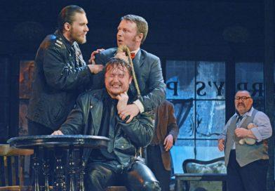 Театр «У Моста» вернулся из Пензы и Кузнецка, где проходил Седьмой Международный театральный фестиваль «Золотая провинция»