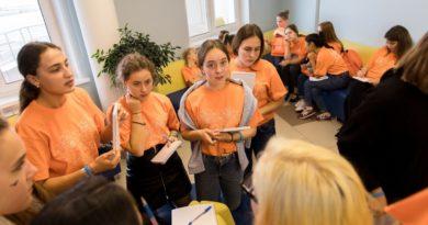 Александра Шумкова из г. Соликамска вошла в Лигу добровольческих отрядов России